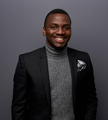 Student: Gracious Eyisi - MSc Business & Management