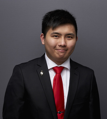 Student: Woody Chiu - MSc Accounting and Finance