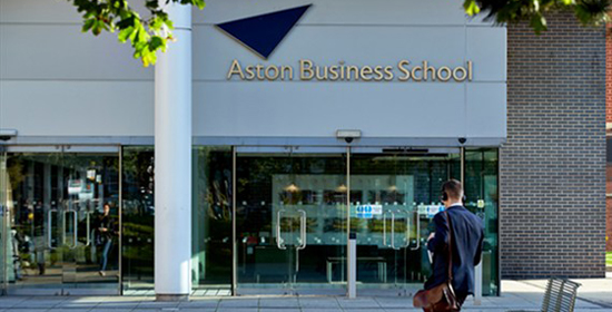 Distance Learning & Online Degrees UK from Aston University